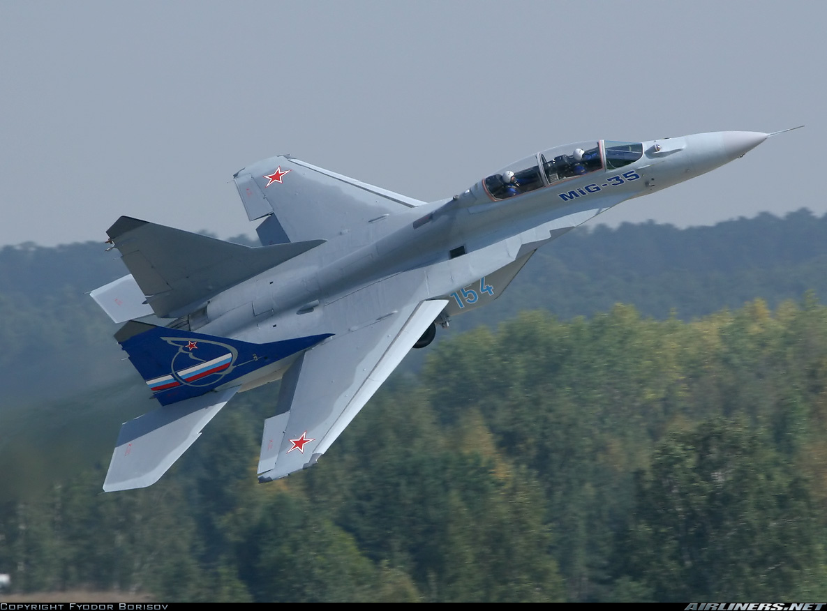 MiG AlleyMiG-35 Fulcrum F