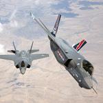 Northrop completes F-35 sensor testing