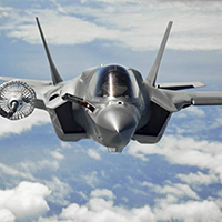 As F-35 production increases, cost per fighter to drop