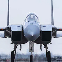 F-15QA Completes Successful First Flight