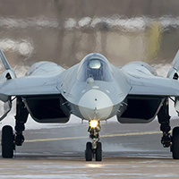 Russia to Showcase Su-57 at Air Show