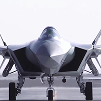 J-20 stealth jets conduct first over-the-sea combat training