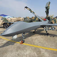 China steps up drone race with AK-47 chopper drones