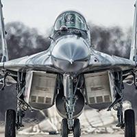 IAF Mig-29 Crashes in Punjab's Nawanshahr
