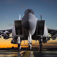 The Air Force Is Getting New F-15EX